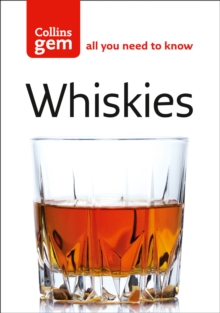 Collins Gem Whiskies, Paperback Book
