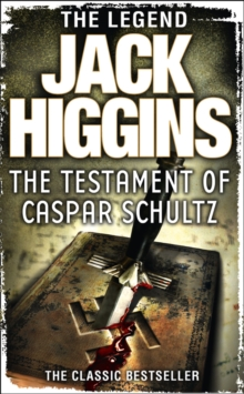 The Testament of Caspar Schultz, Paperback