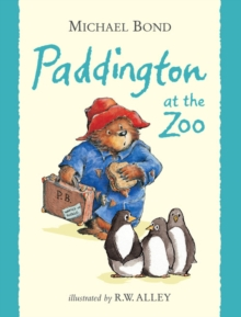 Paddington at the Zoo, Mixed media product Book