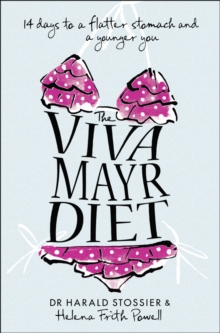 The Viva Mayr Diet, Paperback Book