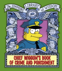 Chief Wiggum, Hardback Book