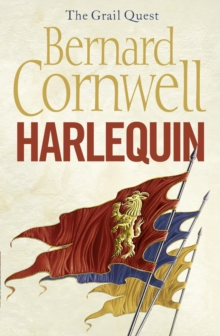 Harlequin (the Grail Quest, Book 1), Paperback