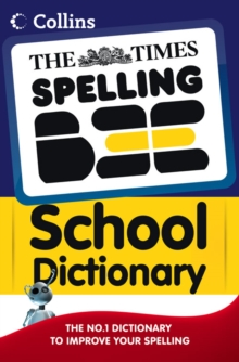 The Times Spelling Bee School Dictionary, Paperback