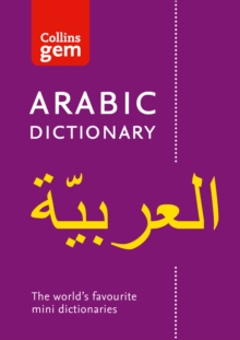 Collins Gem : Collins Gem Arabic Dictionary, Paperback
