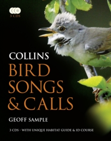 Collins Bird Songs and Calls, Paperback