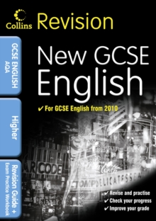 GCSE English & English Language for AQA: Higher : Revision Guide and Exam Practice Workbook, Paperback