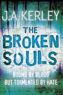 The Broken Souls (Carson Ryder, Book 3), Paperback