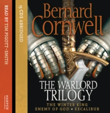 Warlord Trilogy : The Winter King / Enemy of God / Excalibur, CD-Audio