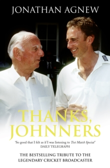 Thanks, Johnners : An Affectionate Tribute to a Broadcasting Legend, Paperback