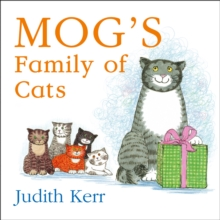 Mog's Family of Cats, Board book