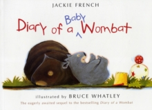 Diary of a Baby Wombat, Paperback