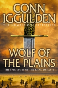 Wolf of the Plains (Conqueror, Book 1), Paperback