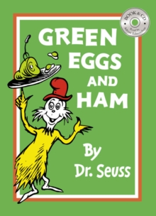 Dr. Seuss : Green Eggs and Ham, Mixed media product Book
