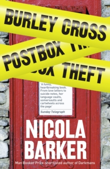 Burley Cross Postbox Theft, Paperback