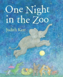 One Night in the Zoo, Mixed media product Book