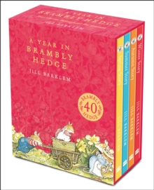 A Year in Brambly Hedge, Hardback Book