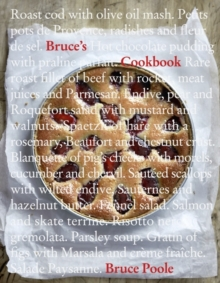 Bruce's Cookbook, Hardback