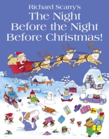 The Night Before the Night Before Christmas, Paperback Book