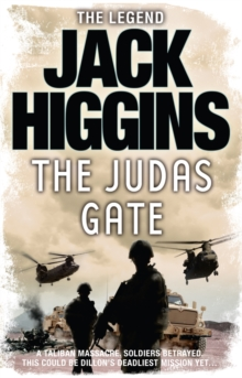 The Judas Gate, Paperback Book