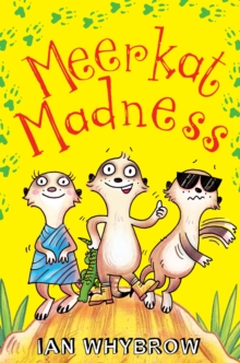 Awesome Animals : Meerkat Madness, Paperback