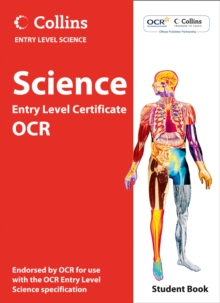 Science Student Book : OCR Entry Level Certificate, Paperback