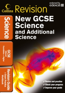 GCSE Science & Additional Science Edexcel : Revision Guide and Exam Practice Workbook, Paperback Book