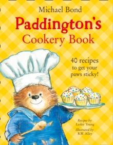 Paddington's Cookery Book, Hardback