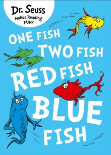 Dr. Seuss : One Fish, Two Fish, Red Fish, Blue Fish, Paperback