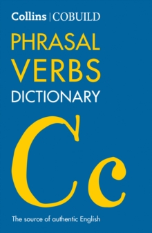 Collins Cobuild Dictionaries for Learners : COBUILD Phrasal Verbs Dictionary, Paperback