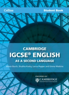 Collins Cambridge IGCSE : Cambridge IGCSE English as a Second Language Student Book, Paperback