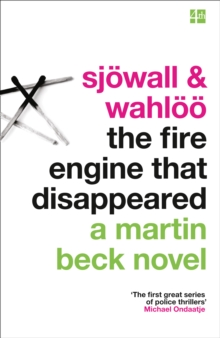 The Fire Engine That Disappeared, Paperback