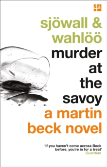 Murder at the Savoy, Paperback