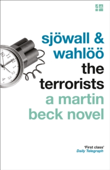 The Terrorists (the Martin Beck Series, Book 10), Paperback