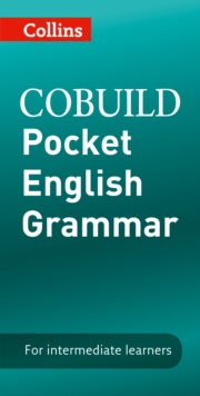 Cobuild Pocket English Grammar, Paperback Book