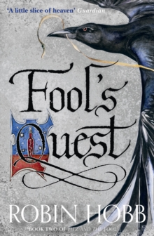 Fool's Quest (Fitz and the Fool, Book 2), Paperback