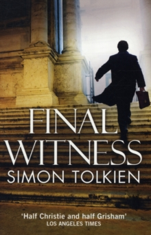 Final Witness, Paperback Book