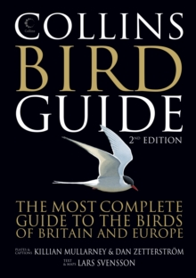 Collins Bird Guide, Hardback