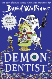Demon Dentist, Paperback