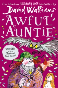 Awful Auntie, Paperback Book