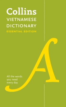 Collins Vietnamese Dictionary Pocket Edition : 30,000 Translations in a Portable Format, Paperback
