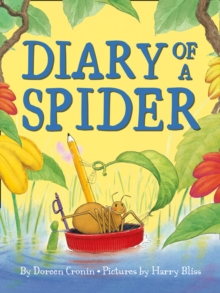 Diary of a Spider, Paperback Book