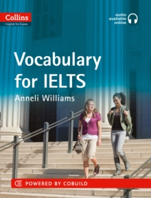 Collins English for IELTS - Vocabulary : IELTS 5-6+ (B1+), Paperback