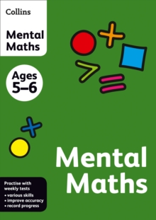 Collins Mental Maths : Ages 5-6, Paperback Book