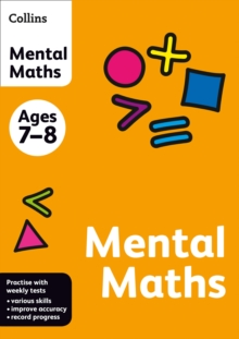 Collins Practice : Collins Mental Maths: Ages 7-8, Paperback