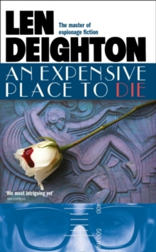 An Expensive Place to Die, Paperback