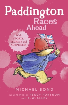 Paddington Races Ahead, Paperback Book