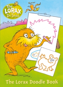 The Lorax: Colour and Create, Paperback