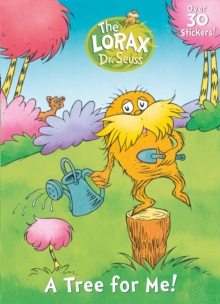 The Lorax Sticker Activity Book, Paperback