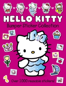 Hello Kitty Bumper Sticker Collection, Paperback