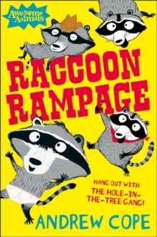 Raccoon Rampage, Paperback Book